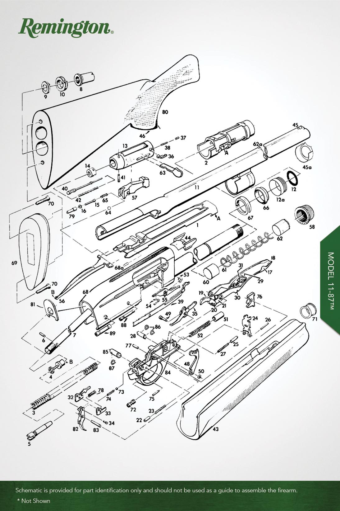 Model 11-87™ / 11-87 SM™